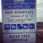 Wanderung in der Bretagne