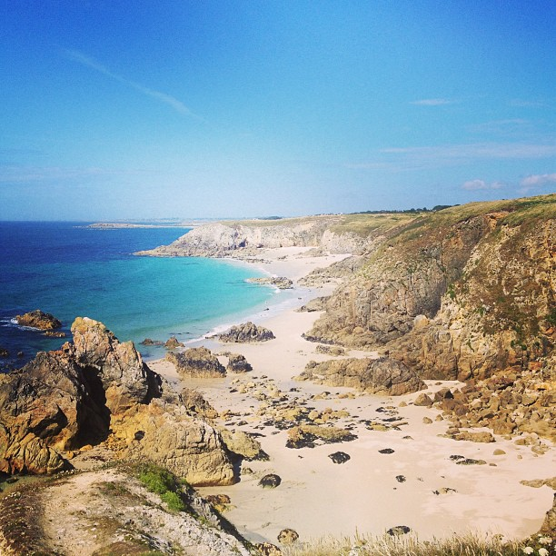Bretagne-Wanderung
