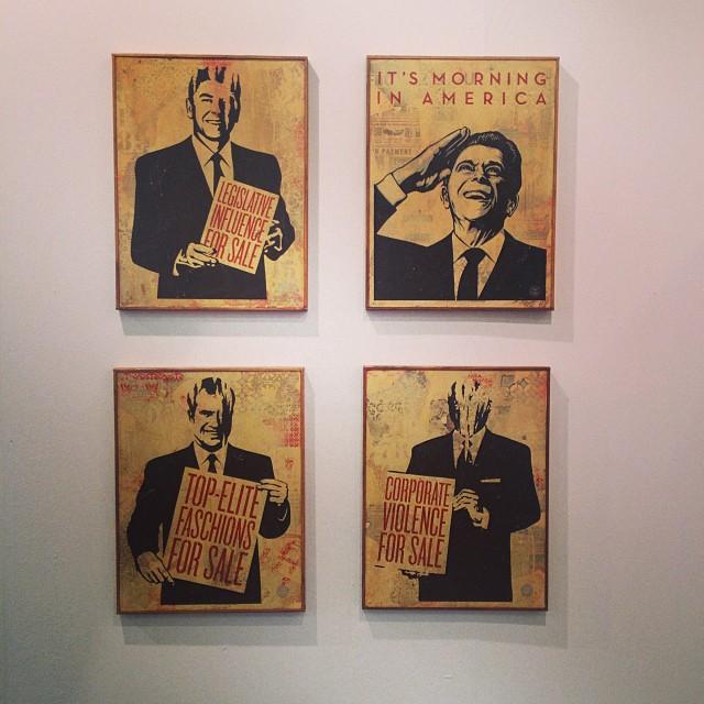 Artfair and NSA