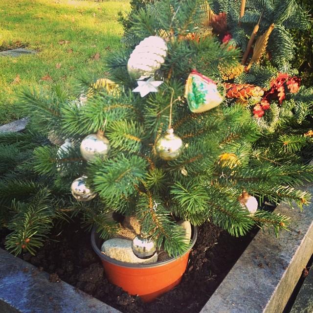 Friedhofsweihnachten