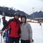 Skifahren - meine Version