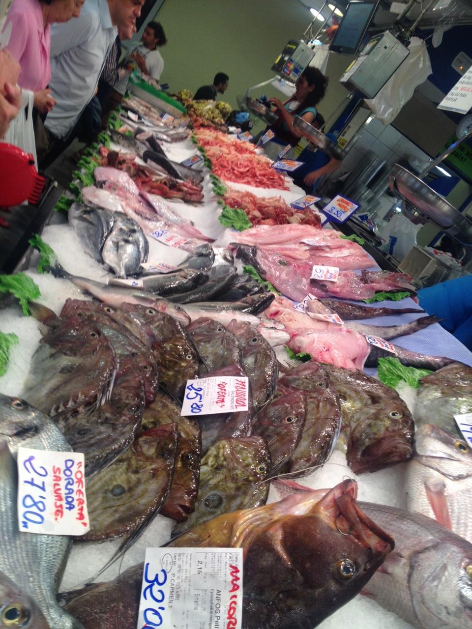Markt in Palma
