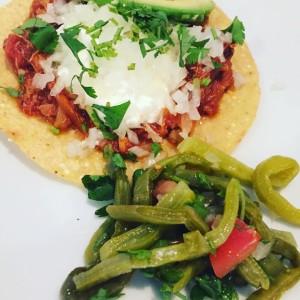 Tacos de Tinga #ladenein #laden_ein