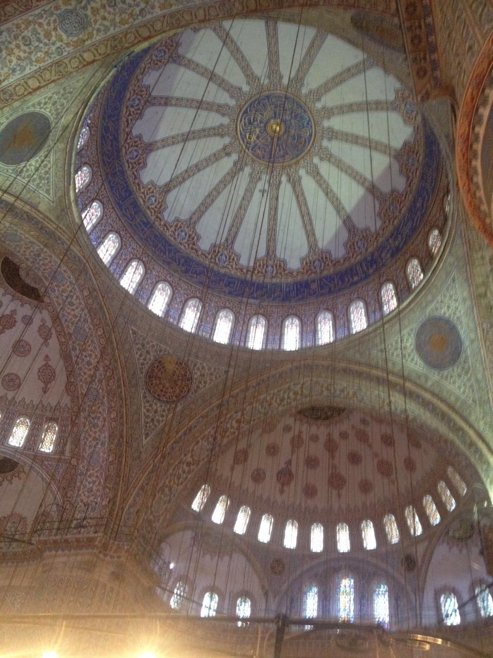 Istanbul - erste Bilder