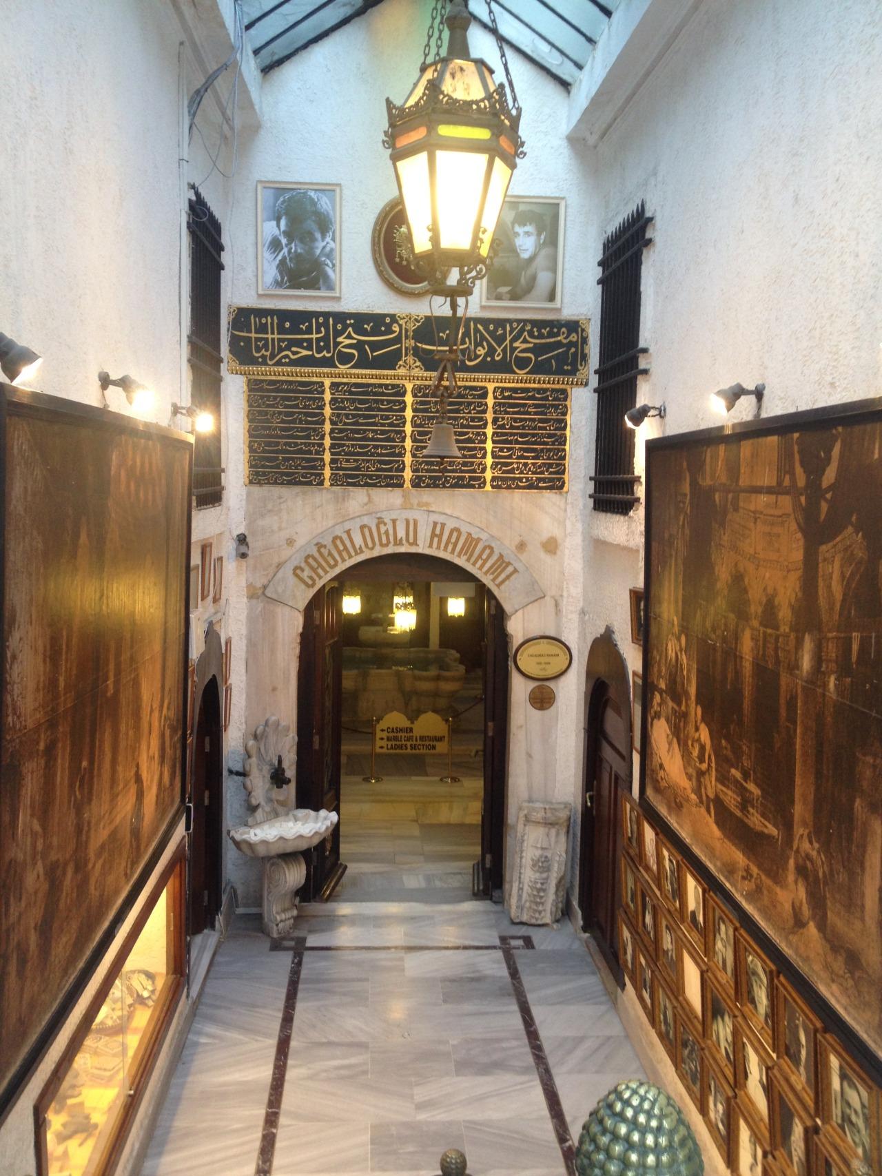 Istanbul und seine Hamams