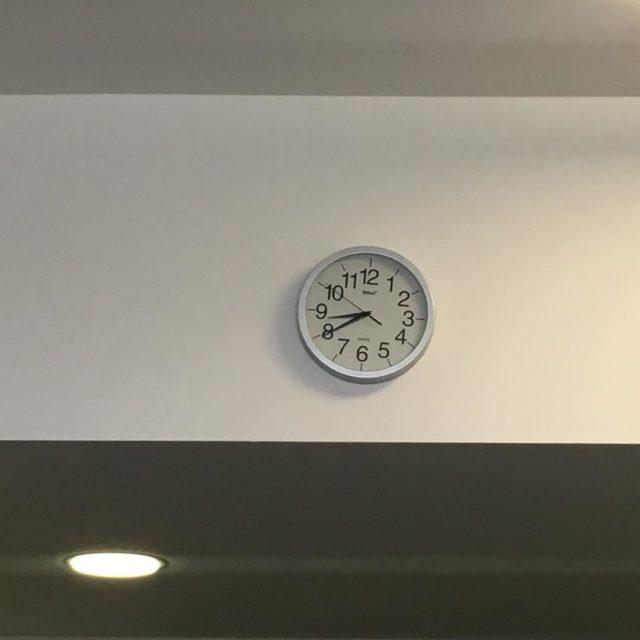 Auf der Palliativstation steht die Zeit still  buchstblich dennhellip