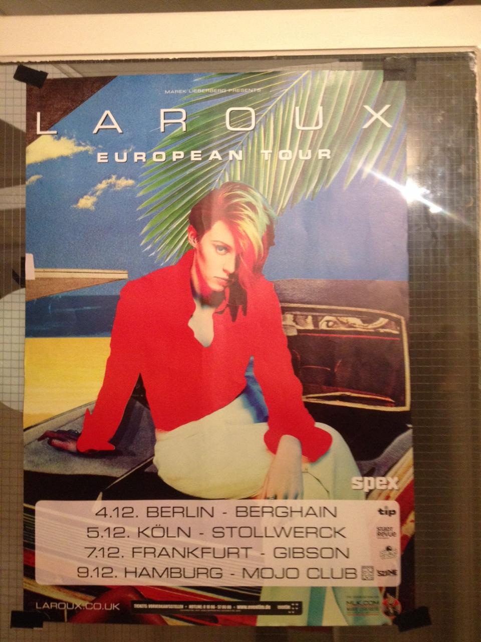La Roux im Stollwerk Köln