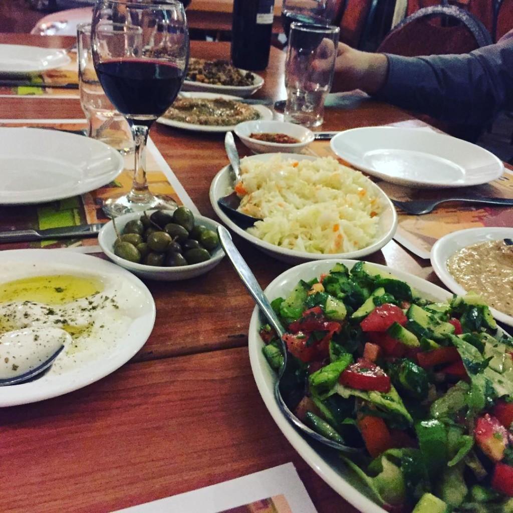 Drusische Küche #Haifa