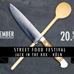 Streetfoodfestival, September