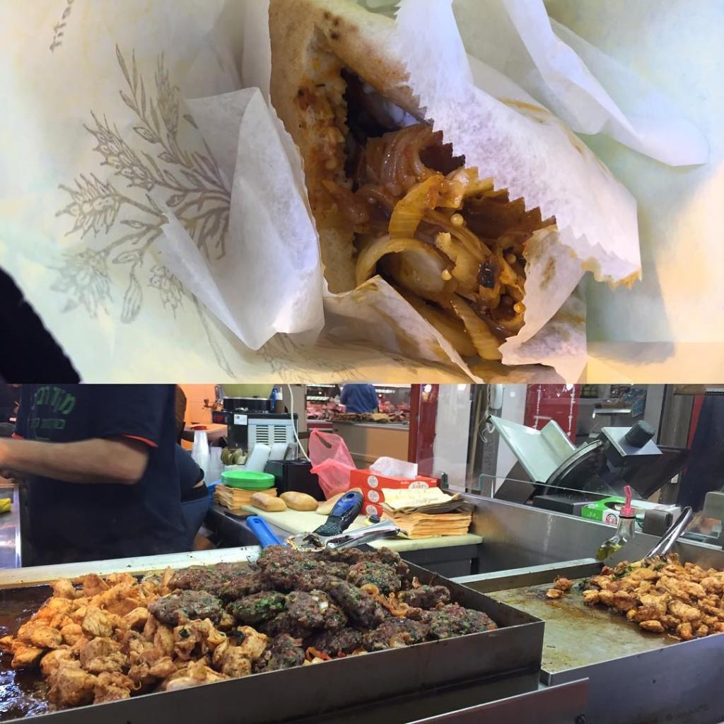 Street Food #telaviv