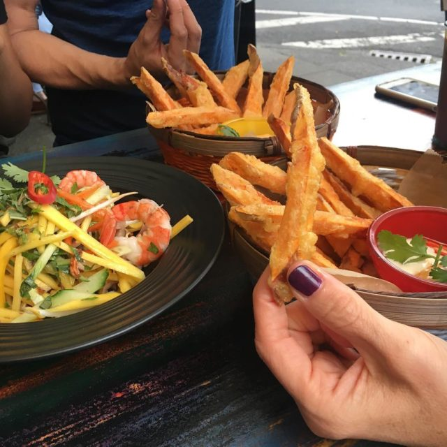 Ssskartoffelpommes streetfood bhanmi Weiterlesen