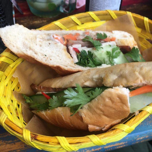 Bhan mi bhanmi streetfood